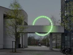 Olafur Eliasson 'Your Rainbow Panorama' Beautiful piece of public art by an artist who is making us think about how to use light