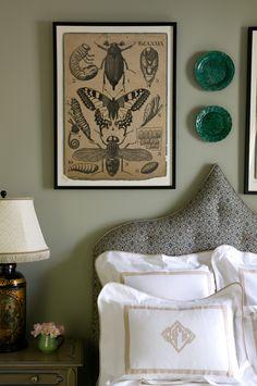 Bed Headboard - Yatak Başlığı | Cathy Kincaid Interiors
