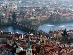 Prague, The Heart of Europe