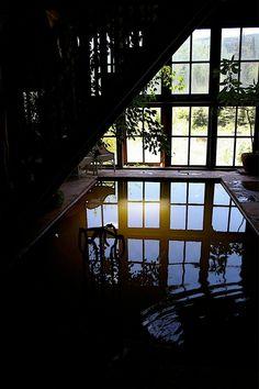 Bohemian Homes: Indoor Pool