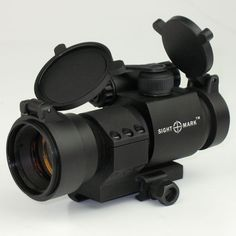 The Sightmark tactical red dot sight is the best way to zero in on any target with lightening-quick precision. This sight has unlimited field of view and unlimited eye relief for quick target acquisit