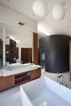 Saratoga Creek House - modern - bathroom - san francisco - WA design