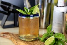 Smoked Basil Daiquiri « recipes.polyscienceculinary.com