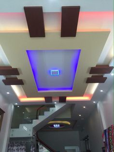 7 Satisfied Tips: False Ceiling Design Hallways false ceiling kitchen style.Contemporary False Ceiling For Office false ceiling design hallways. Latest False Ceiling Designs, House Ceiling Design, Ceiling Design Living Room, Bedroom False Ceiling Design, Home Ceiling, Modern Ceiling, Ceiling Beams, House Design, Wood Ceilings