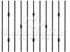 wrought iron balusters patterns - Google Search