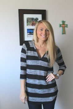 October Stitch Fix Review - Simply Clarke