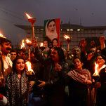 """New York Times - The political party of former Prime Minister Benazir Bhutto called the decision to free the militants accused in her killing """"a triumph of Taliban and Al Qaeda."""""""