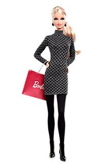 The Barbie Look Collection City Shopper Barbie Doll (Blonde) - Fashion Dolls Mattel Barbie, Barbie 2013, Play Barbie, Barbie And Ken, Barbie Dress, Barbie Clothes, Barbie Style, Blonde Mode, Poupées Barbie Collector