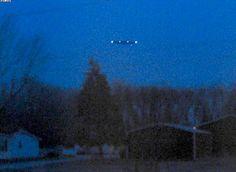 UFO Photo : Indiana, USA - January 31, 2008