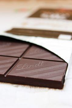 Lindt Chocolate guilty pleasure