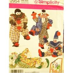 Decorative Clown Dolls