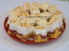 Romanian Desserts, No Bake Cake, Baking Recipes, French Toast, Sweet Treats, Cheesecake, Food And Drink, Sweets, Cookies