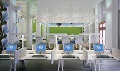 185 best open plan office design images on pinterest design