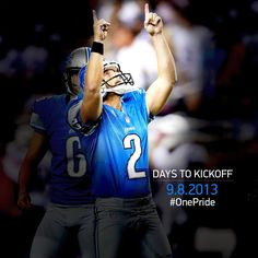 We are down to TWO. #OnePride #MINvsDET
