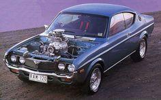 Mazda RX 4