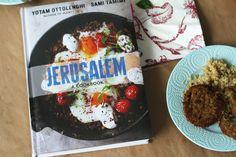 Jerusalem Cookbook Falafel Recipe