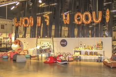 new lifestyle and interior segment at 'CIFF KIDS | Woouf from US