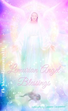 Lemurian energies are soft and gentle, bring awareness of unity and connection with dolphins and whales. xxx