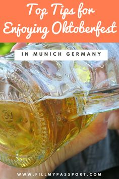 After you nab your Oktoberfest tickets, check out our post for the do's and don'ts at the festival and how to make the most of your experience! #oktoberfest #munich #germany #beer #beerfestival #beerstein #munichgermany #europe #traveltips #festival