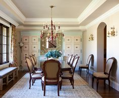 Dining Room - KGA Studio Architects, PC. Photography by Emily Minton Redfield.