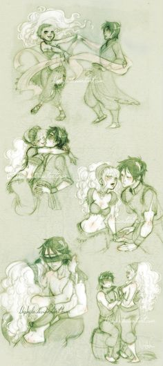 +COMMISSION+Leirys and Siam by Nephyla on deviantART  Eros and Phsyce