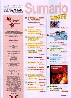 Sumario Hablemos Nº21