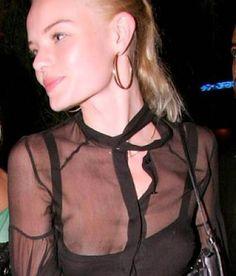 Kate bosworth nipple slips downblouse public