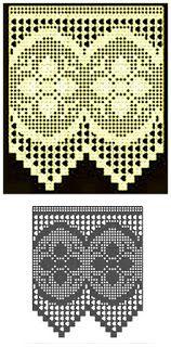 PORTAIL DE croches: DE CROCHET BLOQUE FILET