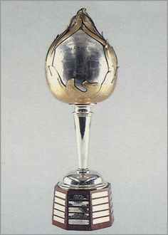 Hart Trophy / Handed out to the Most Valuable Player in the NHL.