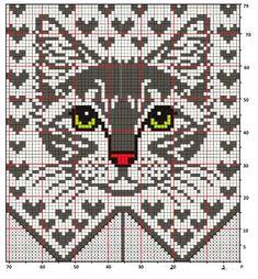 Жаккардовые узоры для варежек спицами (схемы) Crochet Mittens Free Pattern, Fair Isle Knitting Patterns, Knitting Charts, Knitting Designs, Knitting Socks, Baby Knitting, Crochet Patterns, Cross Stitch Art, Cross Stitching