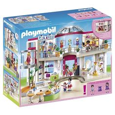 """Toys """"R"""" Us - Playmobil - Furnished Mall (5485)"""