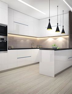Interior design ideas for a luxury kitchen decor. On this kitchen, you can see e… Interior design ideas for a luxury kitchen decor. On this kitchen, you can see extraordinary furniture design pieces Pin: 783 x 1024 Luxury Kitchen Design, Kitchen Room Design, Luxury Kitchens, Kitchen Layout, Home Decor Kitchen, Interior Design Kitchen, Home Kitchens, Kitchen Ideas, Kitchen Modern
