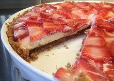 Az igazi Friedmann – avagy epres sajttorta némi kiegészítéssel | Mai Móni Sweet Cakes, Cupcakes, Sweets, Cookies, Meat, Baking, Breakfast, Desserts, Recipes