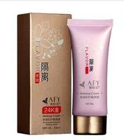 AFY Cuidado de la Piel Cosméticos 24K Oro Crema Protectora Makeup SPF 25 PA ++ Cubriendo Aislamiento Blemish crema bloqueador solar Sun Crema BB