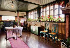 Carl Larsson-gården – Ett av världens mest kända och avbildade konstnärshem – Carl Larsson-gården