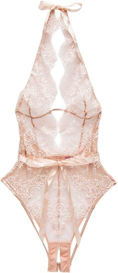 L'Agent by Agent Provocateur Angelica Bodysuit | #Chic Only #Glamour Always