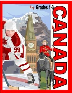 Canadian based studies written by Canadian teachers! Students learn about Canada in this simple to understand, comprehensive resource. Canadian Social Studies, All About Canada, Reading Projects, Student Learning, Rubrics, Students, The Unit, Teaching, Activities