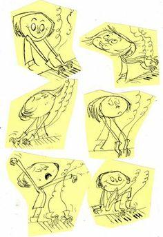 Nico Cartoons: CORALINE CONCEPT ART
