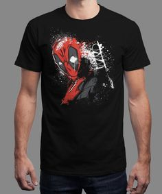"""""""Breaking the 4th Wall"""" is today's £8/€10/$12 tee for 24 hours only on www.Qwertee.com Pin this for a chance to win a FREE TEE this weekend. Follow us on pinterest.com/qwertee for a second! Thanks:)"""
