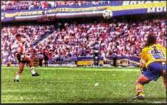 1994 - Gol de Ortega (Boca 0 - River 3)