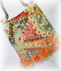 crazy quilt bags purses - Google Search