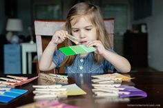 Busy bag ideas for older toddlers
