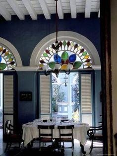 Casa De Diego Velazquez, Oldest House in Cuba, Santiago De Cuba, Cuba, West… Varadero, West Indies, Cuban Decor, Trinidad, Cuban Architecture, Diego Velazquez, Photo Vintage, Cuba Travel, Decor Styles