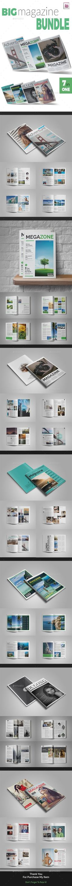 Magazines Bundle - Magazines Print Templates Download here : https://graphicriver.net/item/magazines-bundle/19489944?s_rank=68&ref=Al-fatih