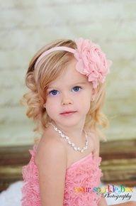 Weddings | Filles et Garcons - Adorable...  #flowergirl #weddings #kids #hairstyle