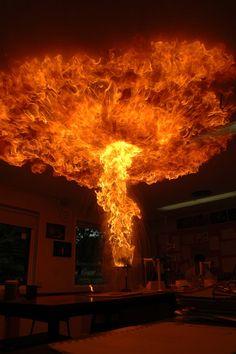 Rollover Fire