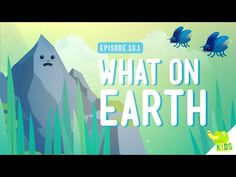 What On Earth: Crash Course Kids #10.1 by thecrashcourse: We've already talked about how the Earth is divided into four spheres (The Hydrosphere, the Biosphere, the Geosphere, and the Atmosphere). But, how do these different sphere interact with each other? In this episode of Crash Course Kids, Sabrina chats with us about how two of the spheres do, in fact, work together. Support at: http://patreon.com/crashcourse