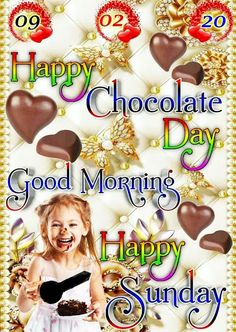 Chocolate Day Images For Whatsapp Valentine Chocolate, Chocolate Box, Chocolate Recipes, Good Morning Images, Happy Chocolate Day Images, Sandra Boynton, World's Best Food, Image Hd, I Feel Good
