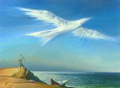Vladimir Kush - «Heavenly Hunting».jpg