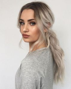 pinterest: @riddhisinghal6 / instagram: lusshhlife Kiss Makeup, Hair Makeup, Beauty Makeup, Hair Beauty, Makeup Goals, Makeup Inspo, Hair Inspo, Hair Inspiration, Instagram Hairstyles